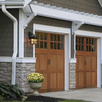 new residential garage door - action door cleveland ohio